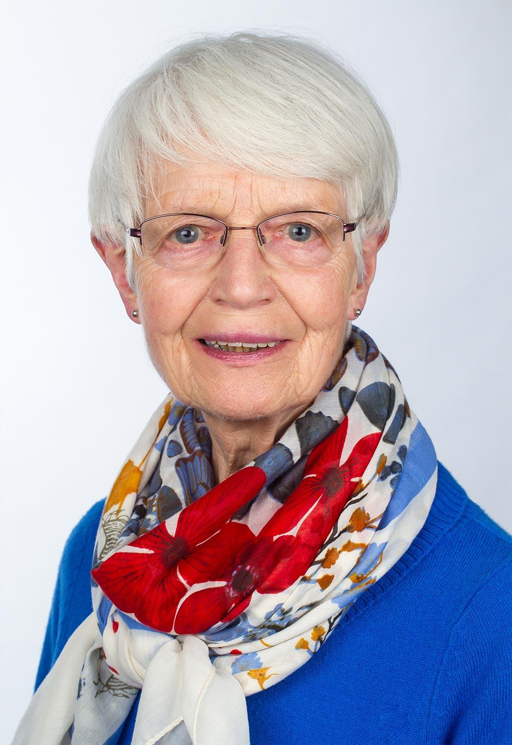 Frau Gebert