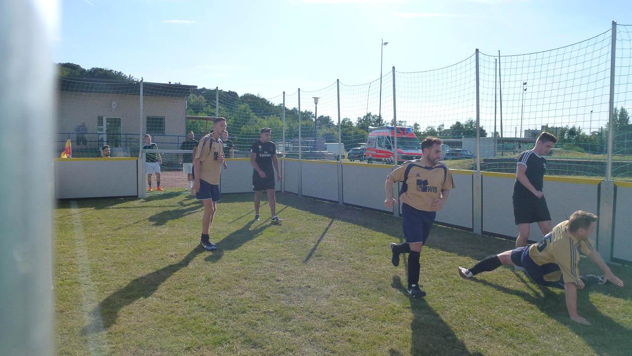 Alstom Industrie Cup 2018