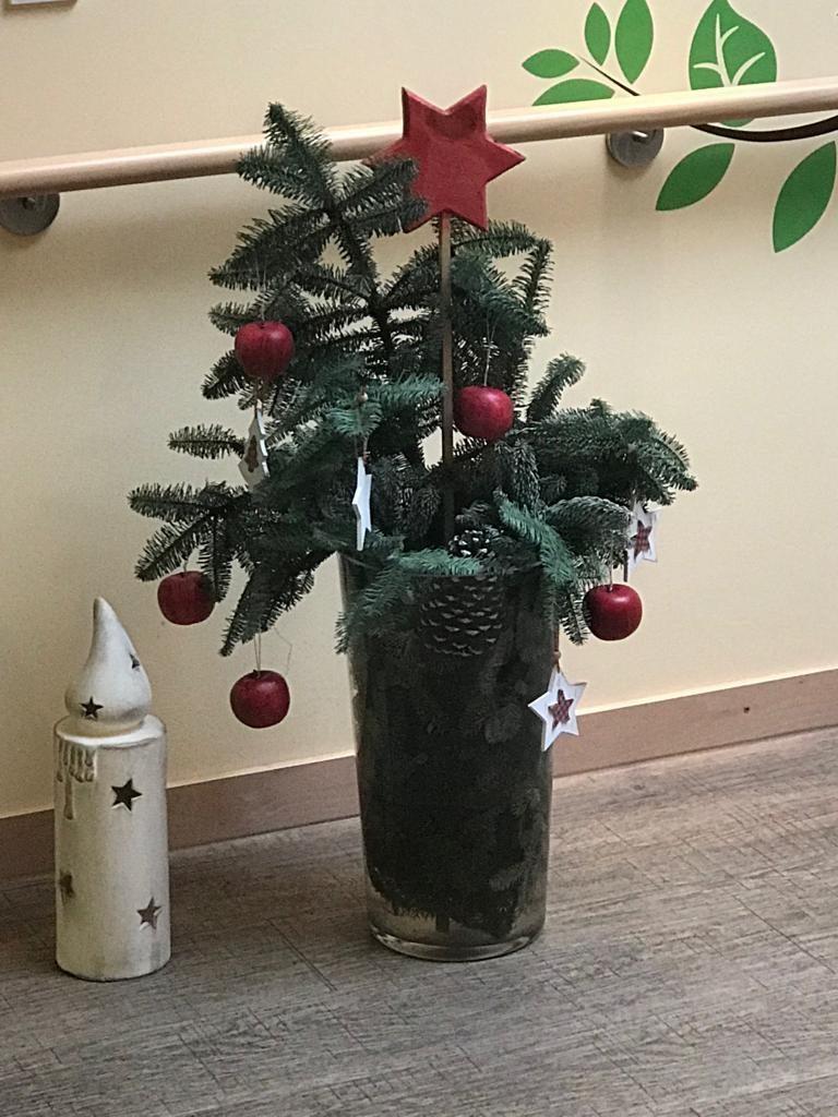 Hospiz Salzgitter Weihnachten 2018