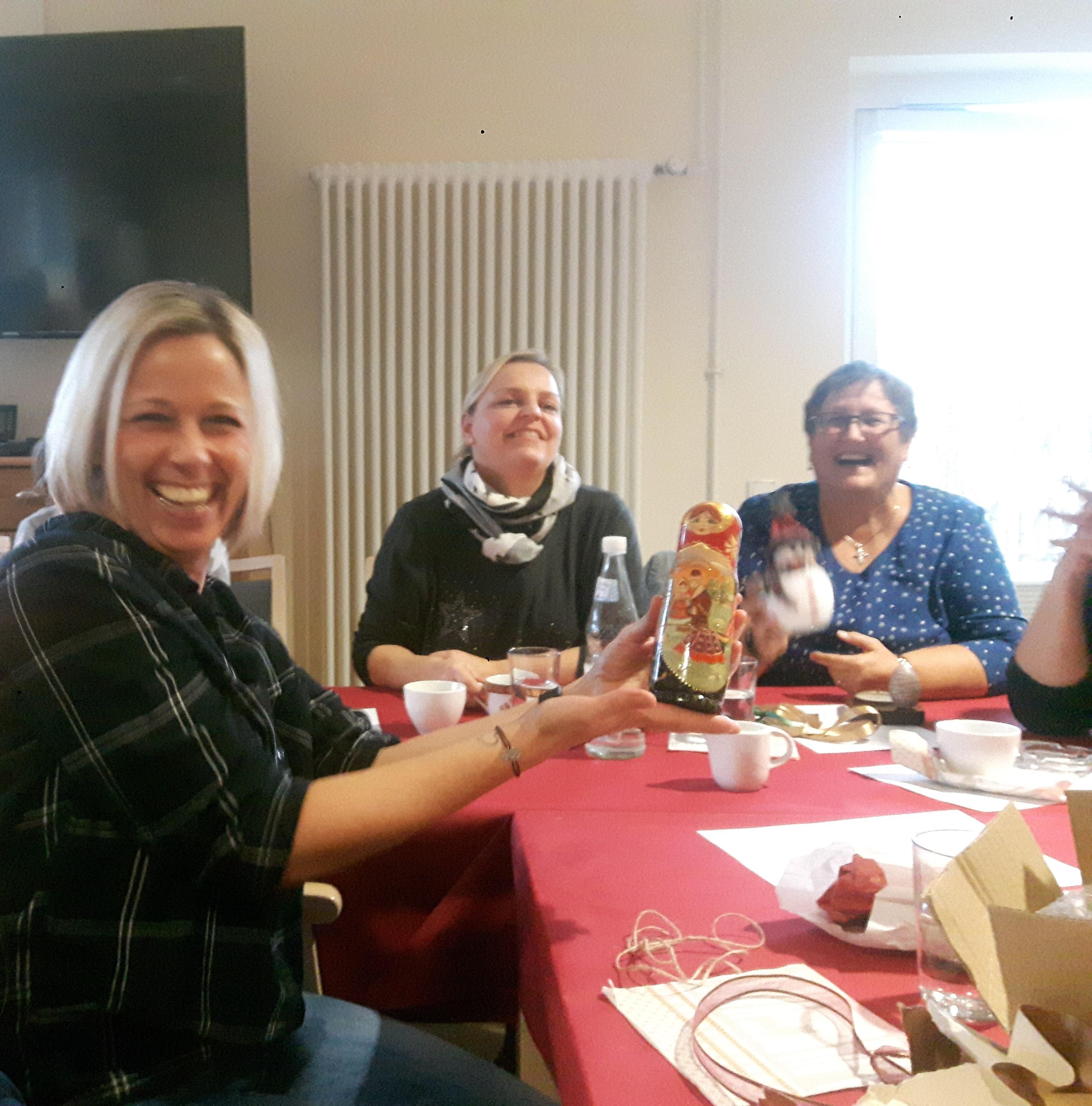 Hospiz Salzgitter Weihnachtsfeier 2018