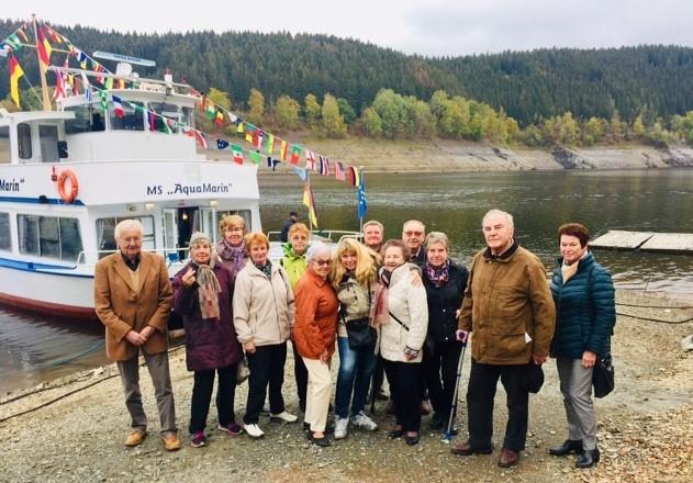 Hospiz Salzgitter 2. Ausflug Schifffahrt