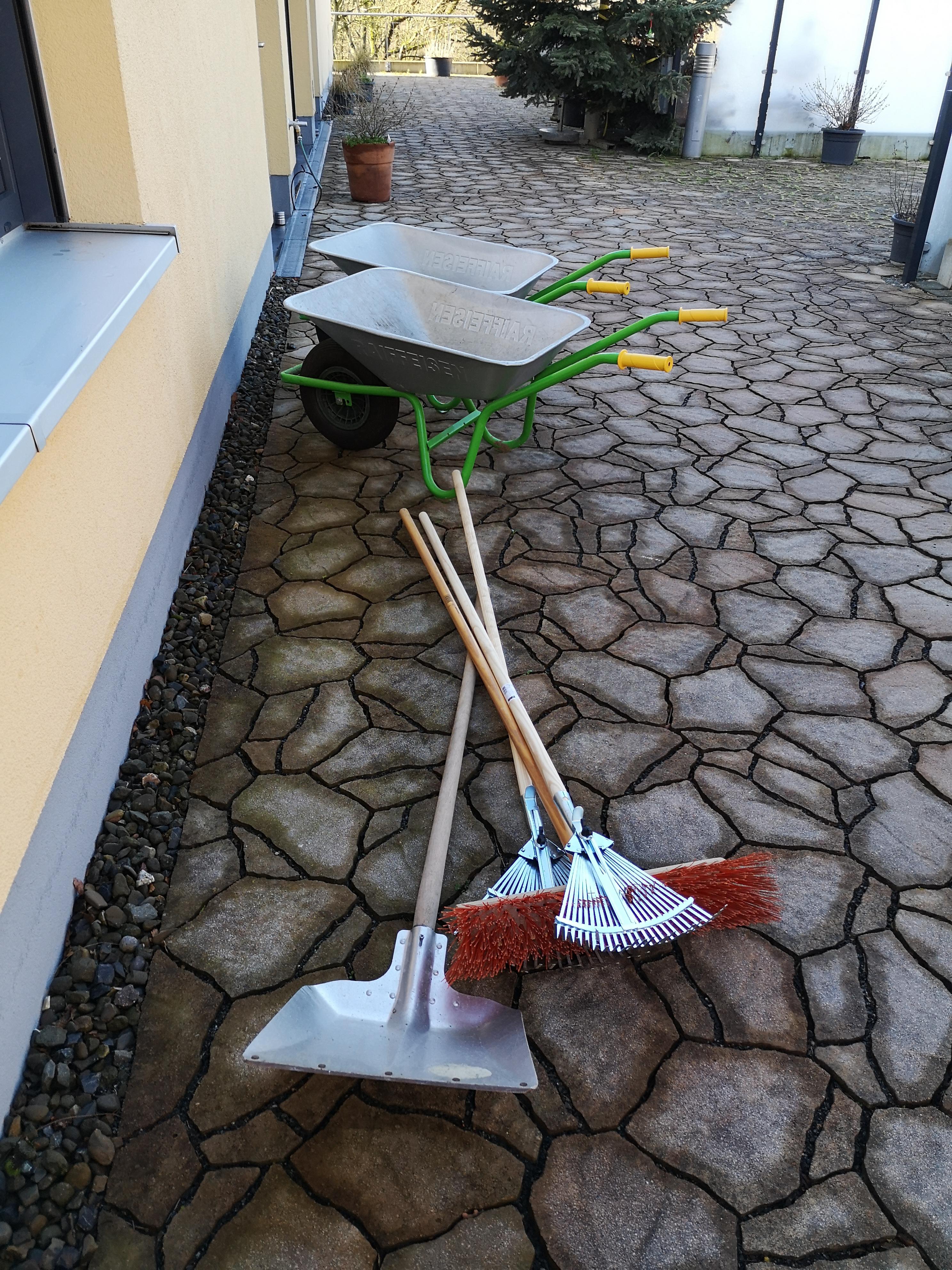 Hospiz Salzgitter Frühling im Hospiz