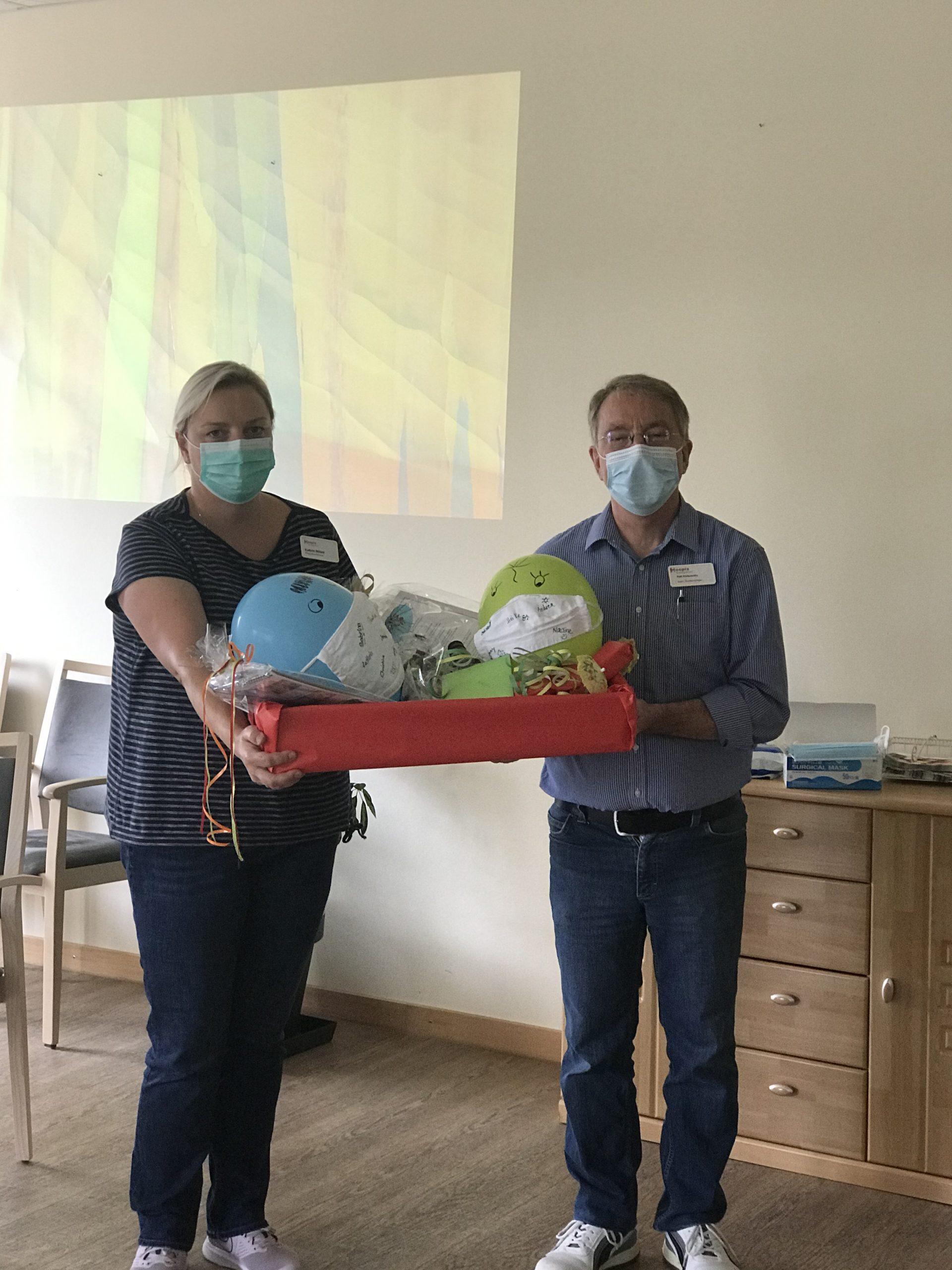 Hospiz Salzgitter - Mitarbeiter Ruhestand