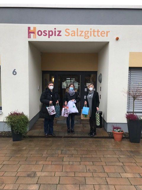 Hospiz Salzgitter - Spende Alloheim