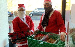 Hospiz Salzgitter - Weihnachtsmann